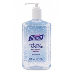 Purell Hand Sanitizers 8 Oz