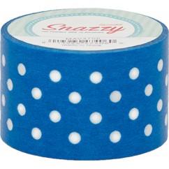 Mavalus Snazzy Blue W/ White Polka