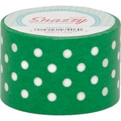 Mavalus Snazzy Green W/ White Polka
