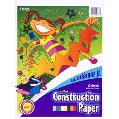 Academie Jr Construction Paper