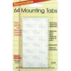 Magic Mounts Mounting Tabs 1/2x1/2