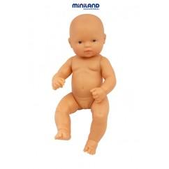 Newborn Baby Doll White Girl
