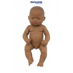 Newborn Baby Doll Hispanic Boy