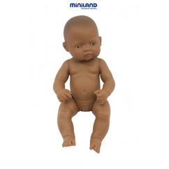 Newborn Baby Doll Hispanic Girl