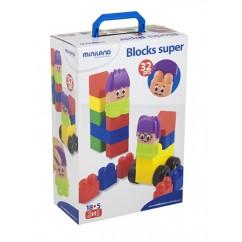 Blocks Super 32 Pcs
