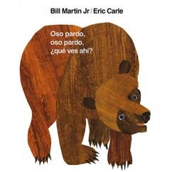 Brown Bear Brown Bear Oso Pardo Oso