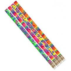 Peace Pencil 12pk