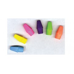 Wedgecap Erasers Tub Of 144