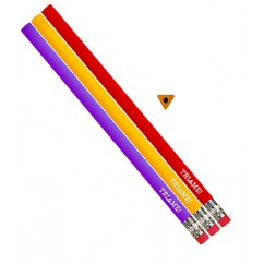 Tri Me Intermediate Pencils 12pk