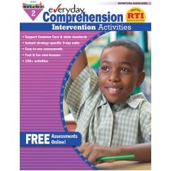 Everyday Comprehension Gr 2