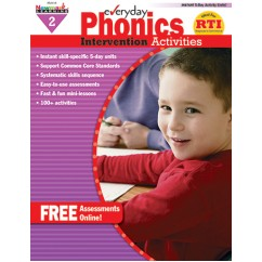 Everyday Phonics Gr 2 Intervention