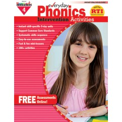 Everyday Phonics Gr 4 Intervention