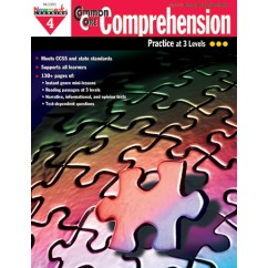 Common Core Comprehension Gr 4
