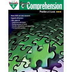 Common Core Comprehension Gr 6