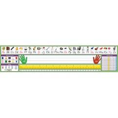 Modern Manuscript Desk Plate
