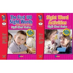 First 100 Sight Words & Activities