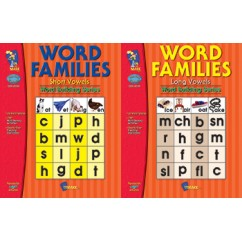 Building Word Families Book Set