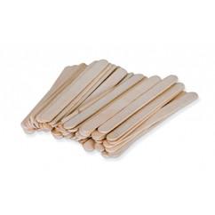 Natural Wood Craft Sticks 100pcs