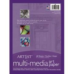 Art1st Multi Media Art Paper 9 X 12