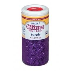 Spectra Glitter 4oz Purple