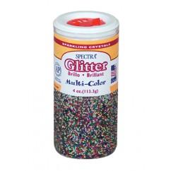Spectra Glitter 4oz Multi Sparkling