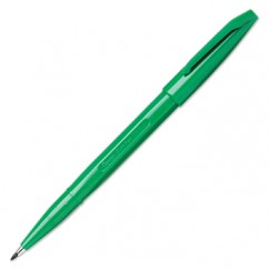 Pentel Sign Pen Green