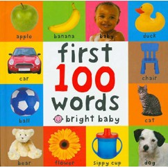 First 100 Words Big Board Book