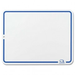 Quartet Lap Boards Dry Erase Blank