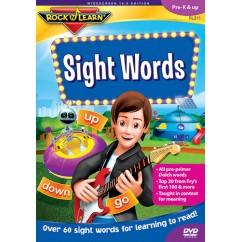 Sight Words Dvd