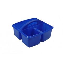 Small Utility Caddy Blue