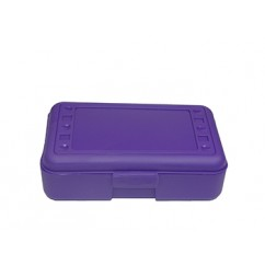 Pencil Box Purple