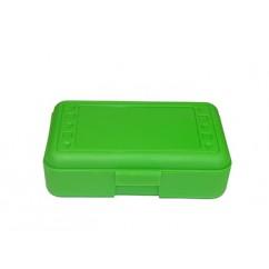 Pencil Box Lime Opaque