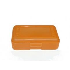 Pencil Box Tangerine