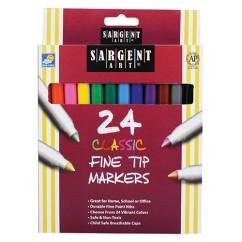 Sargent Art Classic Markers Fine