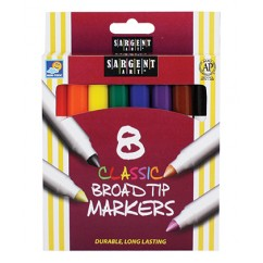 Sargent Art Classic Markers Broad