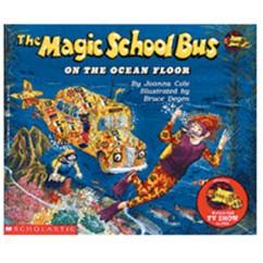 Magic School Bus On The