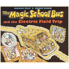Magic School Bus And The Electric