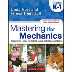 Mastering The Mechanics Gr K-1