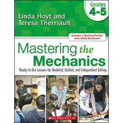 Mastering The Mechanics Gr 4-5