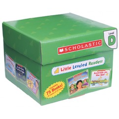 Little Level Readers Set D