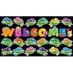 Welcome Chameleons Bb Set