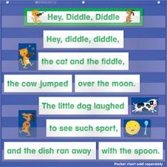 Nursery Rhymes Pocket Chart Add Ons
