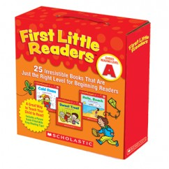 First Little Readers Parent Pack