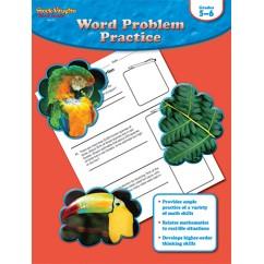 Word Problem Practice Gr 5-6