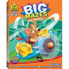 Big Mazes & More Workbook