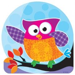 Owl Stars Classic Accents