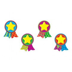 Star Medals Mini Accents Variety