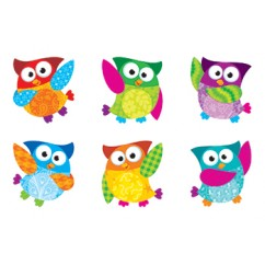 Owl Stars Mini Accents Variety Pack