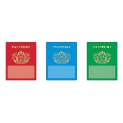 Passports Classic Accents Variety
