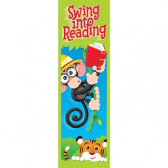 Swing Into Reading Monkey Mischief